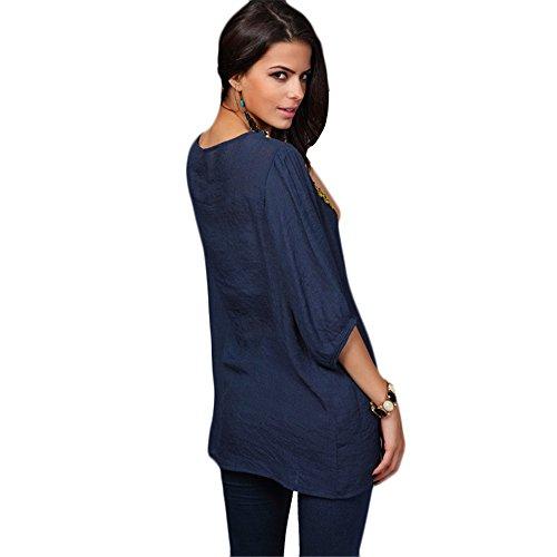 JOTHIN Europa und den Vereinigten Staaten plus großes T-Shirt Frauen Baumwollt-shirt Schwarz