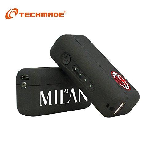 Techmade Power Bank Milan 2600mAh (Milan-bank)
