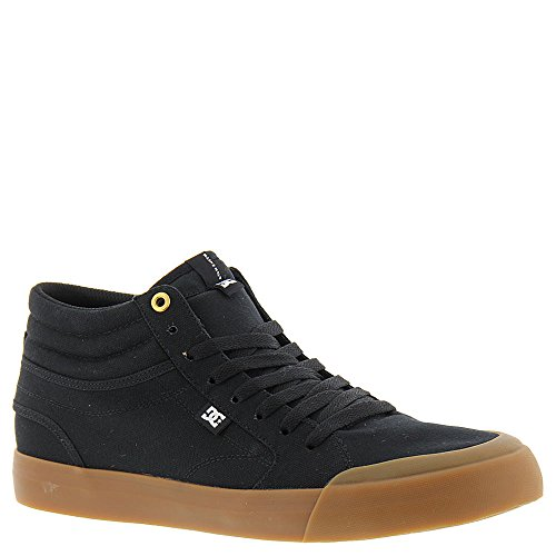 Dc - - Homme Chaussures Evan Smith Hi High Pointe Noir