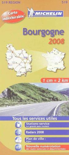 Bourgogne : 1/200 000