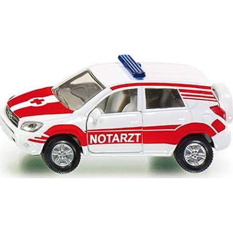 Siku 1466 - Coche de paramédicos para asistencia en carretera, varios colores