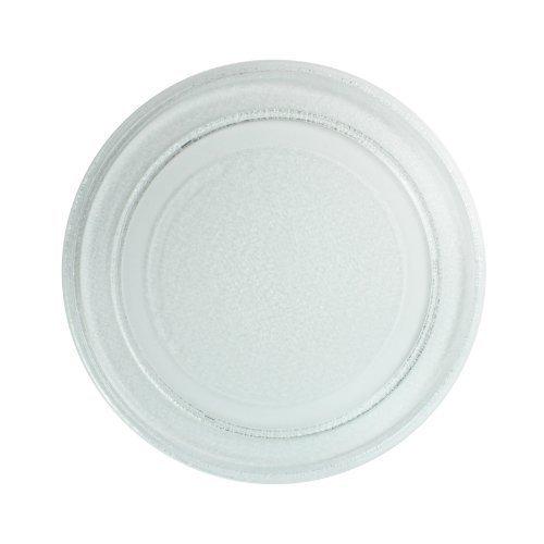 Qualtex - Plata universal para microondas, diámetro 245 mm