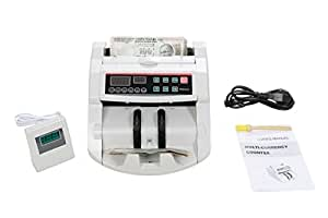 XElectron® Money Counting Machine With Fake Currency Detector and External Display - 1 Year Warranty