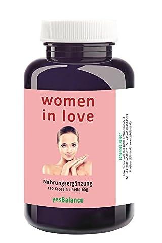 WOMEN IN LOVE - yesBalance - für die Frau - 120 Kapseln