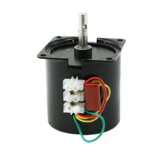 Spindel Durchmesser Maschine Gang Motor AC 220V 2.5RPM 7mm