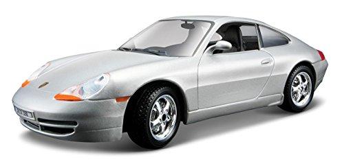 bburago-porsche-911-carrera-color-plateado-18-22081