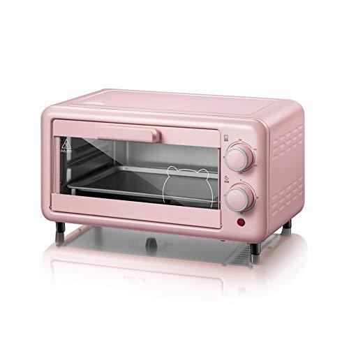 Home Cooking Mini Backöfen, Multi-Funktions-Edelstahl-Elektro-Ofen Pizza-Ofen Kuchen Toaster Küchengeräte für zu Hause - Pizzaofen Home