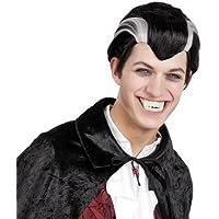 Vampirperücke Halloweenperücke Halloween Vampir Perücke