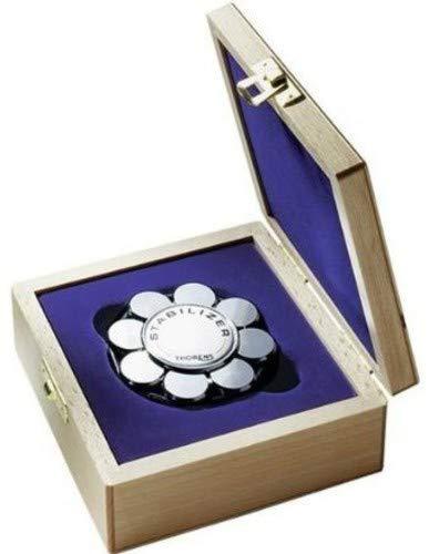 Thorens Stabilizer für Plattenspieler Chrom (Holzbox)