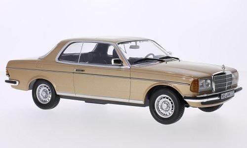 Preisvergleich Produktbild Mercedes 280 (W123) CE, gold, 1980, Modellauto, Fertigmodell, Norev 1:18