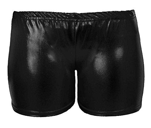 66 Fashion District - Short - Femme Noir