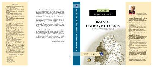 Bolivia, Diversas Reflexiones (Desde Santa Cruz de la Sierra)