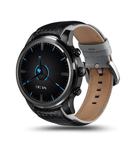 M5 Smart Watch Android 5.1 OS MTK6580 Quad Core Processore RAM 1GB ROM 8GB 1.39 (Camo 5 Pin)
