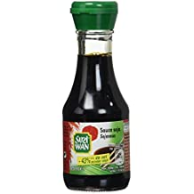 SUZI WAN Sauce Soja Allégée en Sel (-43%) 125 mL - Pack de 12 unités