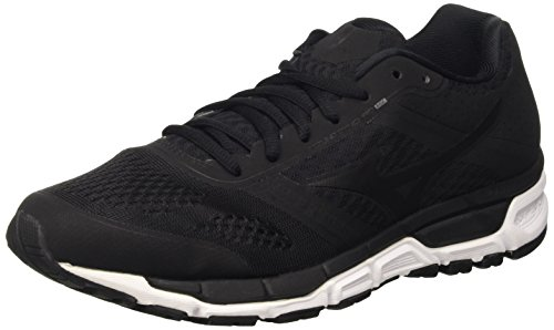 Mizuno Damen Synchro Mx Wos Trainingsschuhe Nero (Black/Black/White)