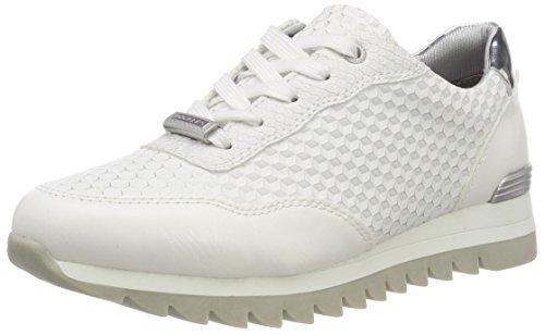 Dockers by Gerli Damen 42da206-610500 Sneaker Weiß (Weiss 500)