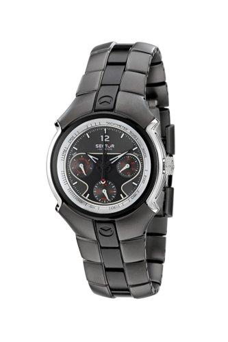 Sector - R3253195125 - Série 195 - Quartz - Chronographe - Mixte - Bracelet Aluminium