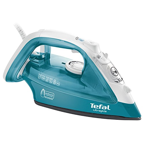 tefal-fv4041go-ultraglide-steam-iron-in-turquoise-2400w