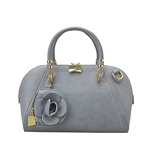 LAIDAYE Moda Fiori Antichi Messenger Shoulder Handbag 6