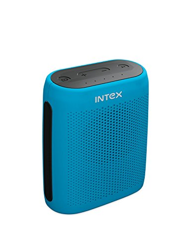 Intex Muzyk B10 Portable Speakers (Blue)