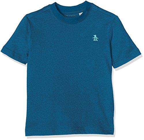 original-penguin-pgn0001-t-shirt-garcon-bleu-seaport-fr-3-4-ans-taille-fabricant-3-4y