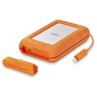 Lacie STFS4000800 Rugged Thunderbolt USB-C HardDisk (B06VVZ15TB) | Amazon price tracker / tracking, Amazon price history charts, Amazon price watches, Amazon price drop alerts