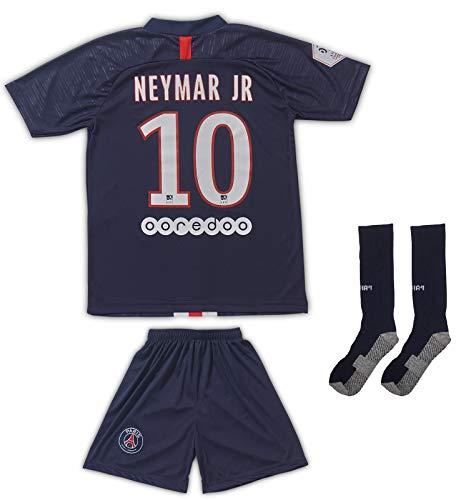 AND PSG #10 Neymar 2019/2020 - Camiseta fútbol Pantalones