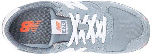 grigio Sneakers New 420 Donna Balance Grigio qa0gf