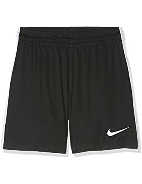 Nike YTH League Knit Short NB Pantalón Corto, Unisex Niños, Negro (Black/White/White), M