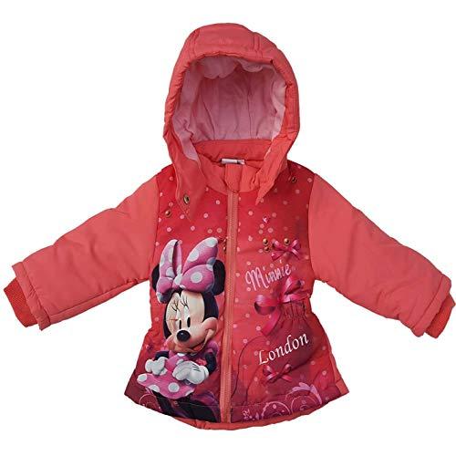 Disney - giacca - parka - bambina rot 74 cm