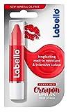 LABELLO Crayon BALSAMO Labbra COLORATO 03 Poppy Red Lipstick