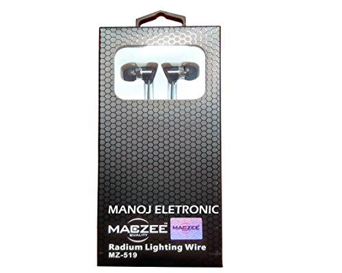 Maczee Earphone Headphone for Samsung ,HTC,MIcromax, Intex, REDMI, vivo, oppo