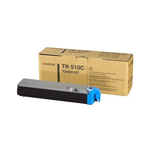 Kyocera Cyan Toner Cartridge High Capacity TK-510C lowest price