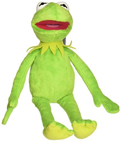 Ty Beanie Buddies - Rana Gustavo de peluche (tamaño mediano)