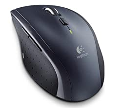 Logitech M705 Wireless Mouse - Grey
