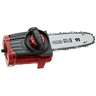 Einhell Hochentaster passend für GE-HH 18 Li T (Schnittlänge 17 cm, 90° drehbarer Aufsatz, 7-fach neigbar, Metallgetriebe für hohe Lebensdauer)