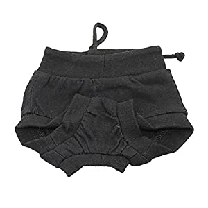 Culotte Hygiénique Sous-vêtements Sanitaire pour Chienne Animal Femelle