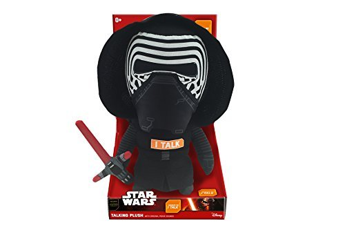 Star Wars Medium Kylo Ren Talking Plush