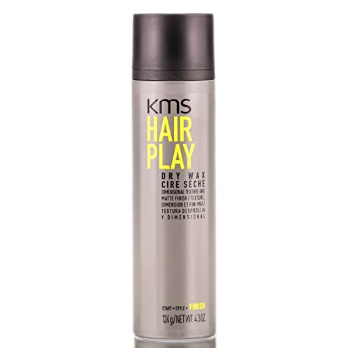 KMS California Hair Play - Dry Wax (Size : 4.3 oz)