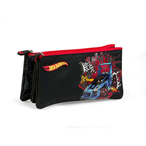estuche-escolar-triple-hot-wheels