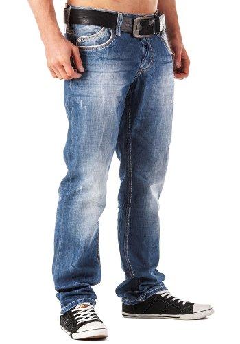 Preisvergleich Produktbild CIPO & BAXX Jeans C-595 33/32