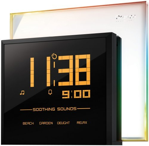 Oregon Scientific RM901A Rainbow Clock by Oregon Scientific