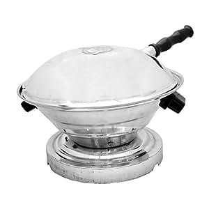 Bawarchi Aluminum Gas Tandoor/Bati Cooker
