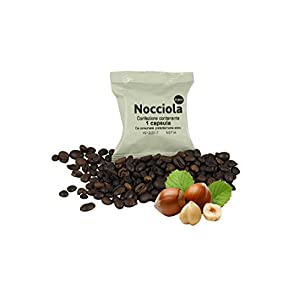 ODC Capsule compatibili con macchina da caffè sistema Lavazza Espresso Point kit formato da 50 cialde solubile…