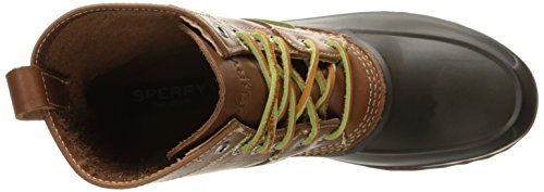 Sperry Top-Sider Decoy Boot Leather, Bottes mi-hauteur avec doublure chaude homme Marron (Tan/Brown)
