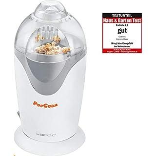 Clatronic PM 3635 Popcornautomat, weiß/grau