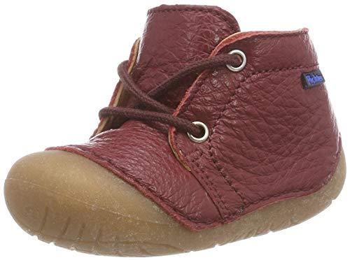 Richter Kinderschuhe Baby Mädchen Richie Sneaker, Rot (Cardinal 4200), 22 EU