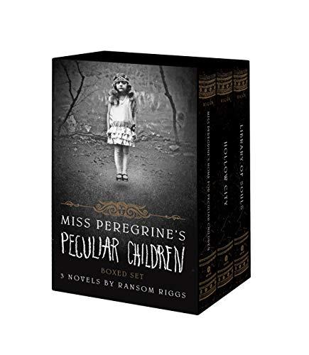 Miss Peregrine's Peculiar Children Boxed Set -  3 Taschenbuchromane (Vintage Harry-potter-bücher)