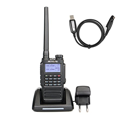 Retevis RT87 Walkie Talkie Impermeable IP67 128 Canales