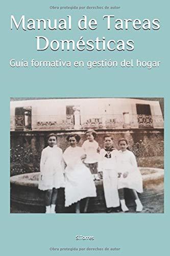 Manual de Tareas Domésticas: Tu asistente personal del hogar